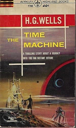 THE TIME MACHINE: Wells, H. G.