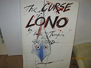 The Curse Of Lono - Signed