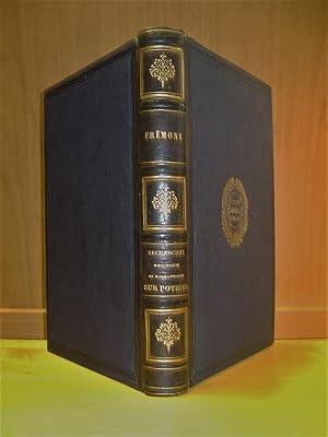 Recherches historiques et biographiques sur Pothier publiées: Frémont Auguste
