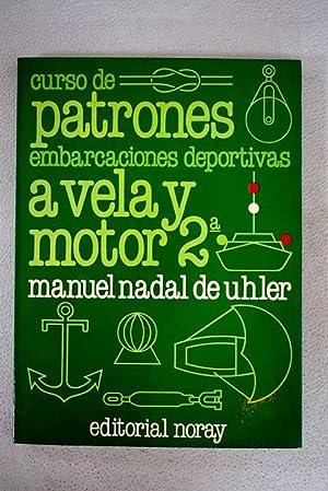 Imagen del vendedor de Curso de patrones, embarcaciones deportivas a vela y motor 2 a la venta por Alcaná Libros