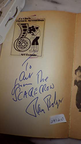 THE WIZARD OF OZ ,SIGNED by actor: by Frank L.