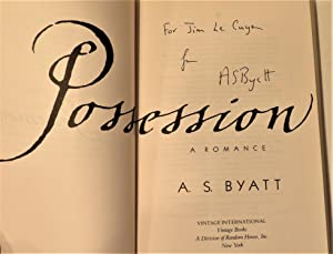 Possession: Byatt, A. S.
