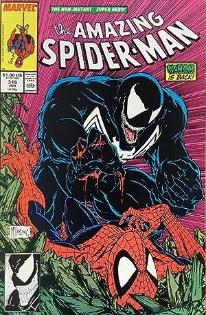 The AMAZING SPIDER-MAN No. 316 (June 1989): MICHELINIE, DAVID