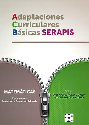 Imagen del vendedor de Matematicas 0 (iniciacion ep) acb serapis a la venta por Imosver
