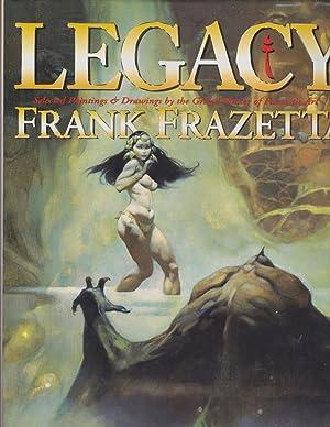 Legacy: Selected Paintings & Drawings By Frank: Fenner, Arnie; Fenner,