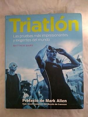 Triatlon: Matthew Baird