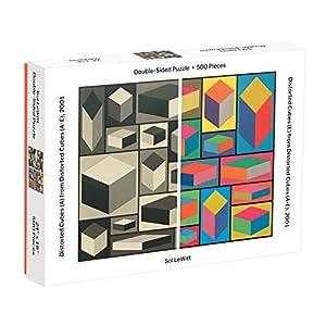 Galison MoMA Sol Lewitt 500 Piece 2-Sided