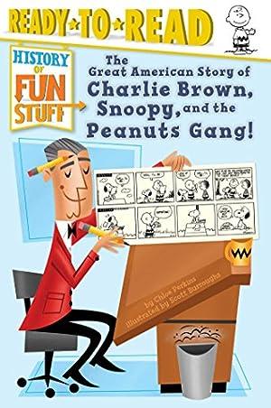 The Great American Story of Charlie Brown,: Perkins, Chloe