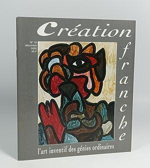 Revue Création Franche n°19, décembre 2000: Collectif) Anne Billon,
