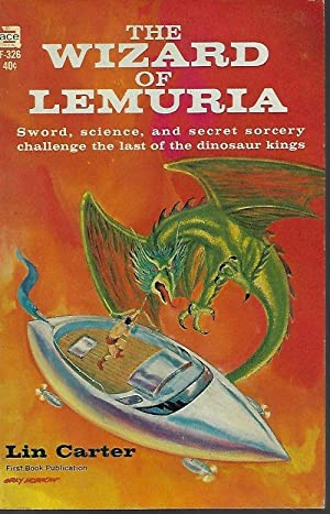 THE WIZARD OF LEMURIA