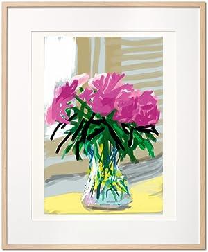 David Hockney My Window - Art Edition: David Hockney