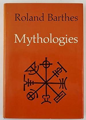 Mythologies: Barthes, Roland