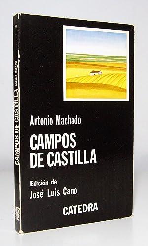 Campos de Castilla: Antonio Machado