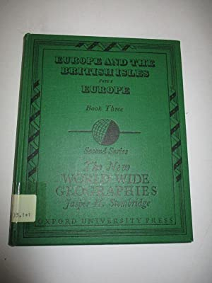 The New World Wide Geographies: Second Series,: Stembridge, Jasper H.,