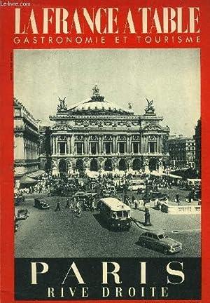 La France à table - Table, tourisme,: Sainsot Gaston, Pillement