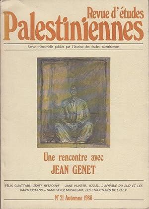 Revue d'études Palestiniennes. - N° 21 -: Rüdiger Wischenbart, Layla