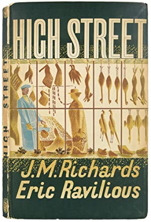 High Street. (A Book of Pictures and Descriptions of different kinds of Shops).