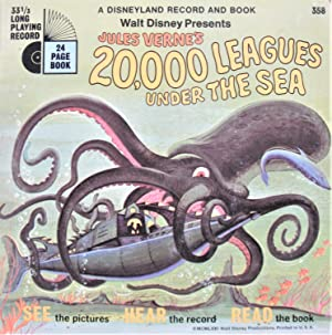 Walt Disney Presents Jules Verne's 20, 000: Walt Disney Productions