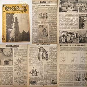 Seller image for Die Sendung. Rundfunkwoche. 10. Jahrgang Nr. 13, 24. März 1933 for sale by Galerie für gegenständliche Kunst