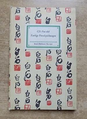 Farbige Pinselzeichnungen.: Pai-shih, Ch'i
