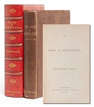 The Song of Hiawatha: Longfellow, H. W.