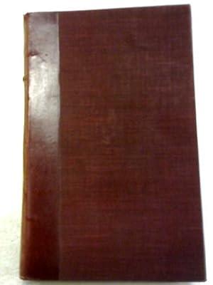Northanger Abbey Vol. IX: Jane Austen