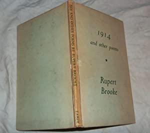 Seller image for 1914 AND OTHER POEMS for sale by CHESIL BEACH BOOKS