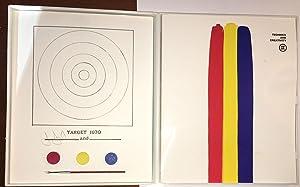TECHNICS AND CREATIVITY. Target 1970: Johns, Jasper