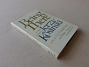 Being There: Jerzy N. Kosinski
