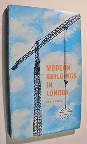 Modern Buildings in London.: NAIRN, Ian.