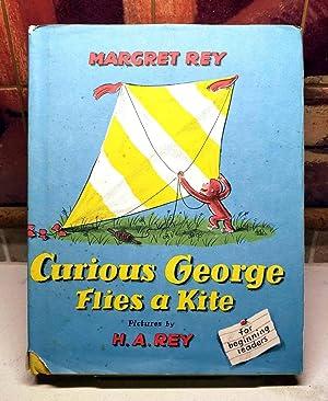 Curious George Flies a Kite: H.A. Rey