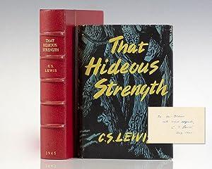 That Hideous Strength.: Lewis, C.S