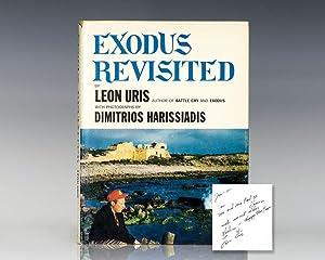 Exodus Revisited.: Uris, Leon; Photographs