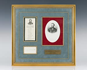 Ulysses S. Grant Autograph.: Grant, Ulysses S
