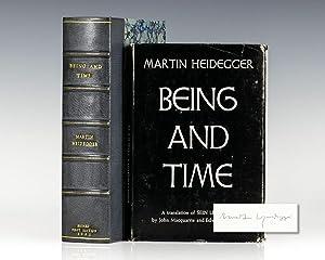 Being and Time.: Heidegger, Martin