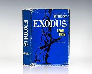 Exodus: A Novel of Israel.: Uris, Leon