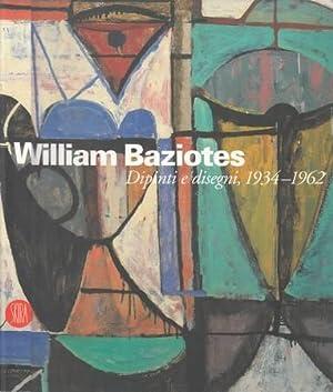 William Baziotes. Dipinti e disegni, 1934-1962: Preble Michael (a