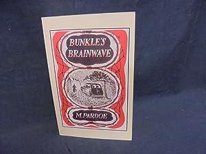 Bunkle's Brainwave: PARDOE M.: