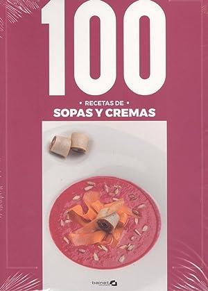 100 recetas sopas y cremas: Arguiñano Urquiola, Eva/