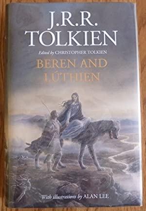 Bild des Verkäufers für Beren and Lúthien (Signed by Illustrator) zum Verkauf von Alpha 2 Omega Books BA