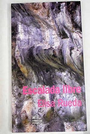 Imagen del vendedor de Escalada libre a la venta por Alcaná Libros