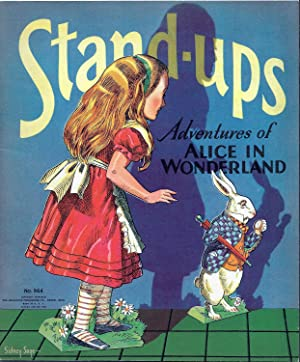 Stand-Ups Adventures of Alice in Wonderland: Carroll, Lewis