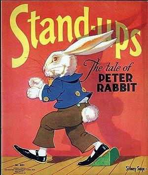 Tale of Peter Rabbit Stand-Ups: Potter, Beatrix