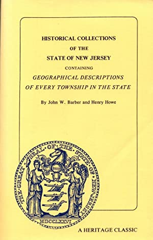 Bild des Verkäufers für Historical Collections of the State of New JerseyContaining Geographical Descriptions of Every Township in the State zum Verkauf von Birkitt's Books