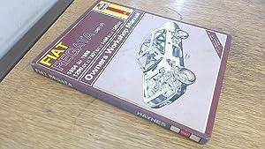 Fiat Regata 1984-88 Owners Workshop Manual: Strasman, Peter G.