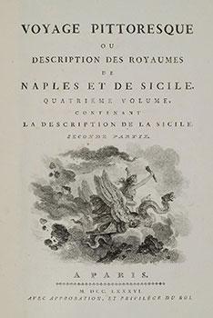 Voyage pittoresque ou description des Royaumes de: Saint-Non, Jean-Claude Richard