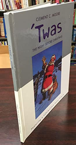 Twas the Night Before Christmas (Featuring a: Clement C. Moore;