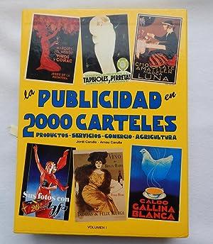 La Publicidad en 2000 Carteles: Jordi Carulla and