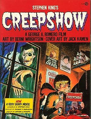 Creepshow: Stephen King; Bernie