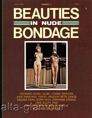 BEAUTIES IN NUDE BONDAGE No. 03, 1981